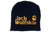 Jack Wolfskin Reversible Logo Cap black